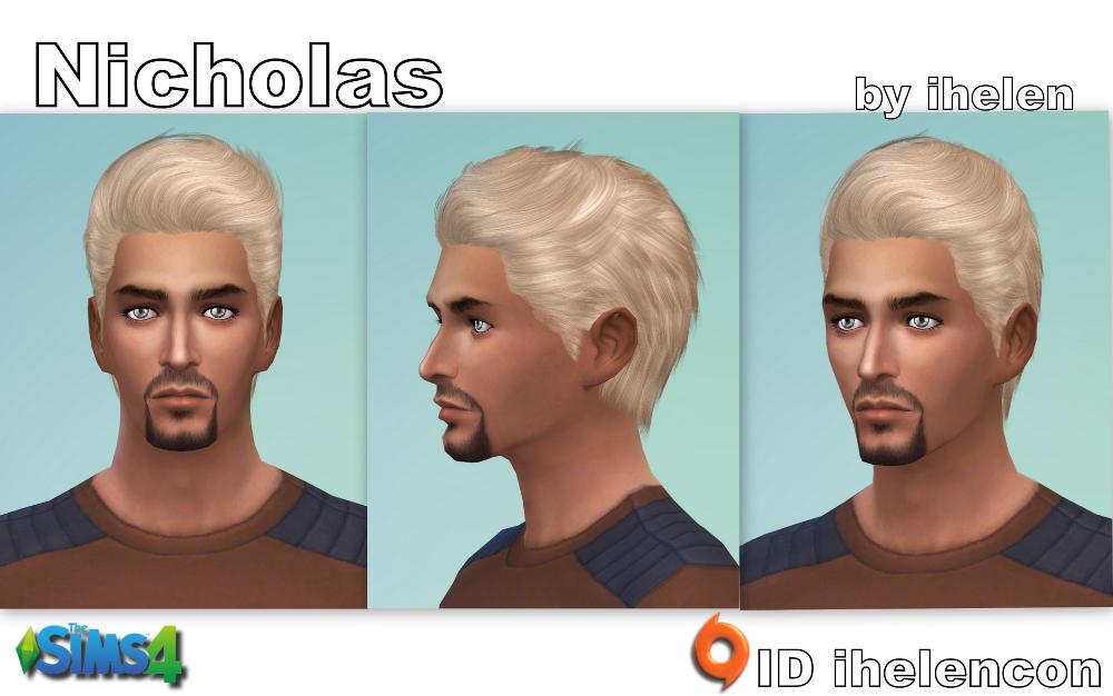 Nicholas by ihelen