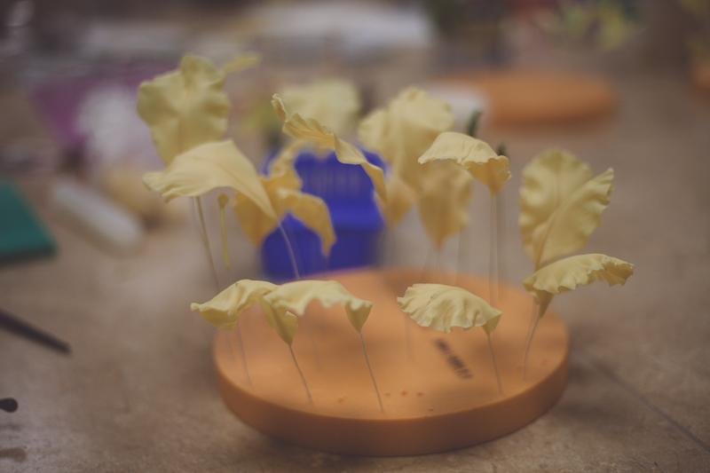 сахарные цветы курсы