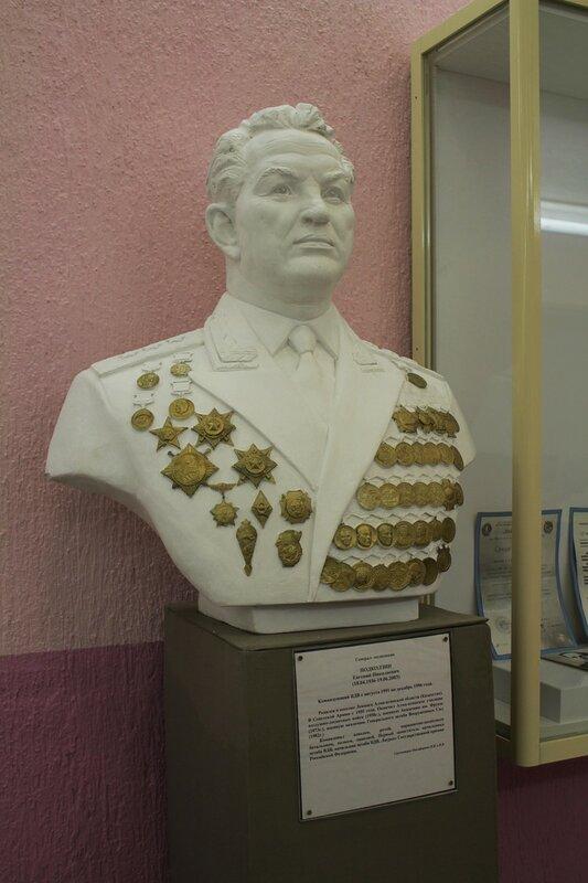 Генерал-полковник ПОДКОЛЗИН Евгений Николаевич