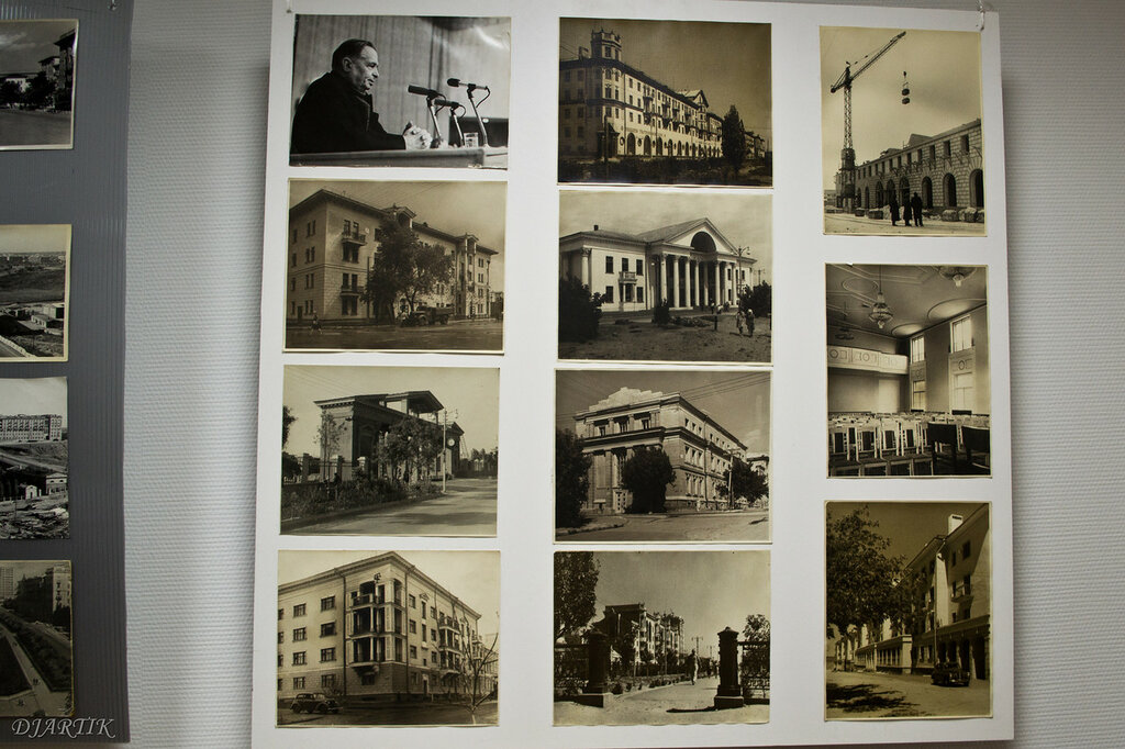 """Фотовыставка """"Сталинград: индустриальный город как социальный эксперимент"""""""