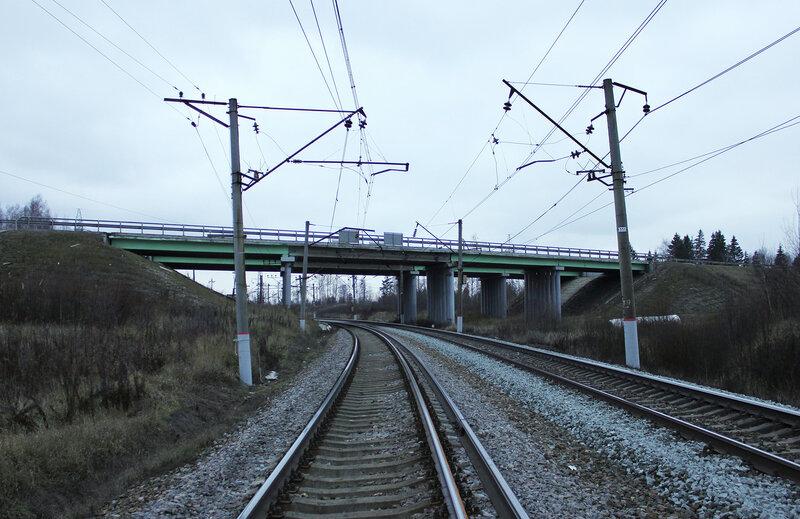 Мост трассы М9 Балтия