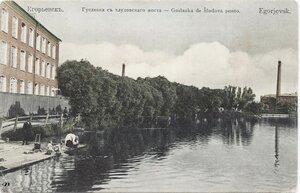 Гуслянка с Хлудовского моста