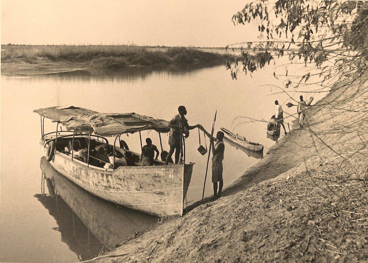 05. Переправа через реку