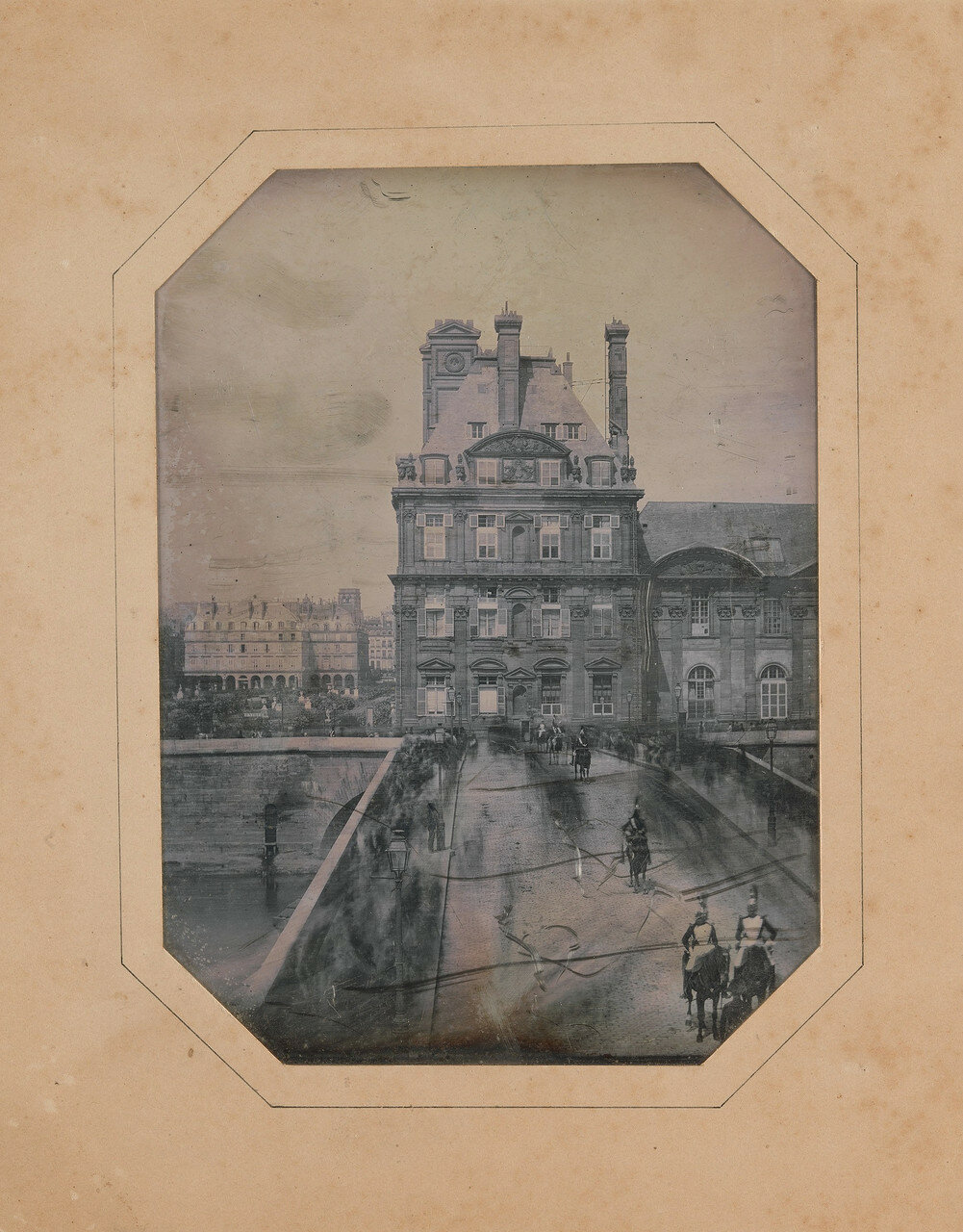 1844. Парад на Королевском мосту