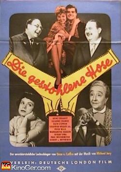 Die gestohlene Hose (1956)