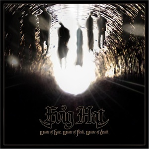 Evig Hat - Waste Of Hate, Waste Of Flesh, Waste Of Death (2015)