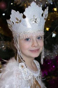 Корона принцесса лебедь своими руками