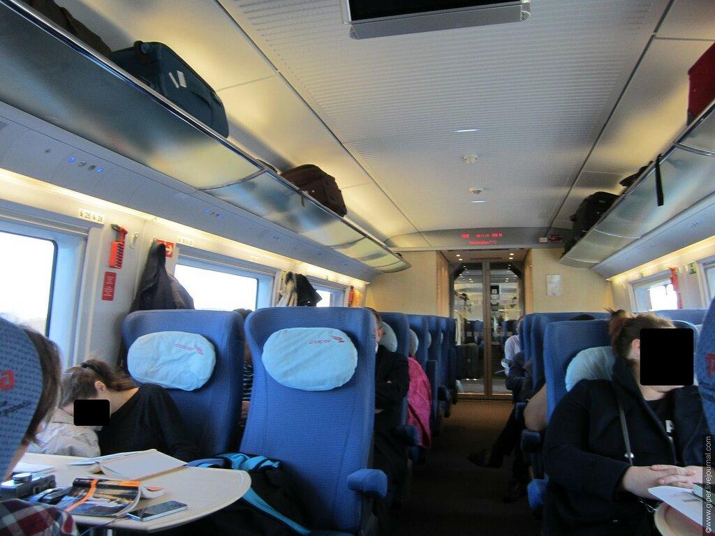 Скоростной поезд Сапсан  Всё о сапсане и даже больше
