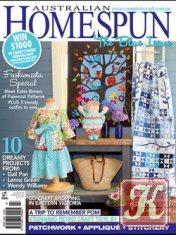 Книга Книга Australian Homespun Issue 109 Vol 13.6  2012
