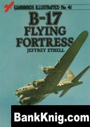 Книга Warbirds Illustrated 041 B-17 Flying Fortress pdf  56Мб