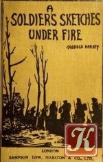 Книга A soldier's sketches under fire