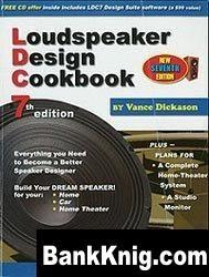 Книга Loudspeaker Design Cookbook, 7th. Edition