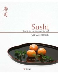Книга Sushi - Food for the Eye, the Body and the Soul