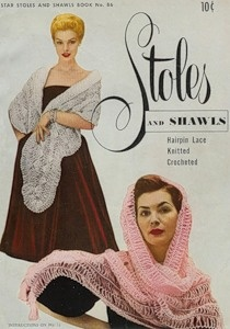 Журнал Star Stoles and Shawls