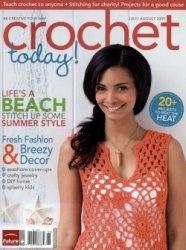 Журнал Crochet Today №7-8, 2009