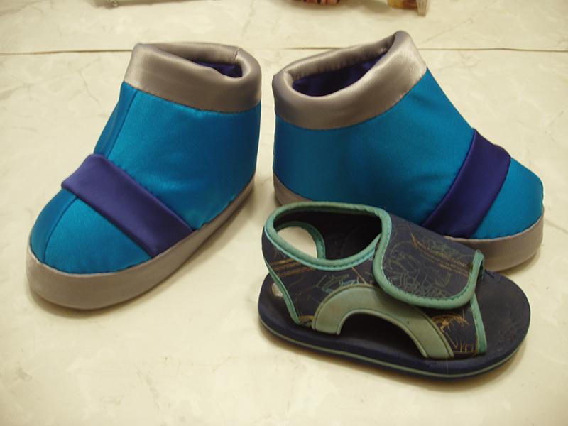 Обувь для Фиксиков
