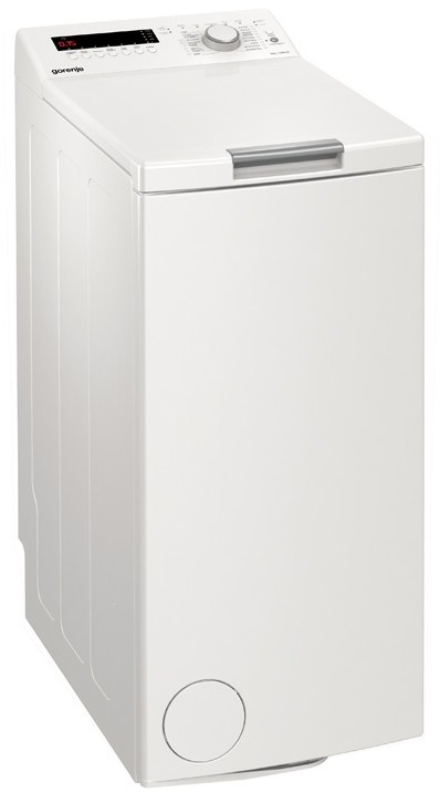 стиральная машина Горенье с вертикальной загрузкой