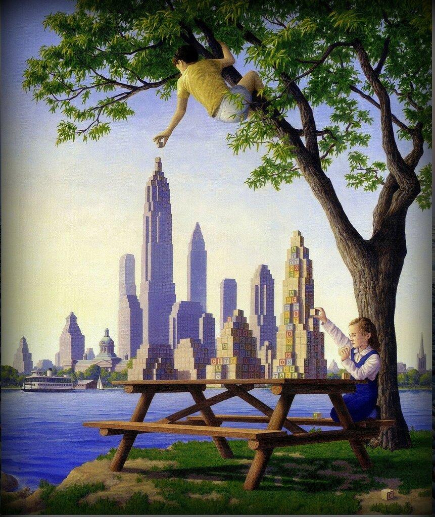 Магический реализм-сюрреализм Роба Гонсалвеса (11).JPG
