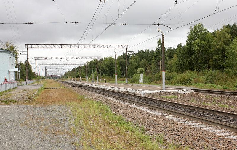 Платформа Лопатино