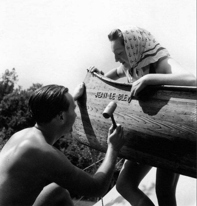 1937. Жан Жионо