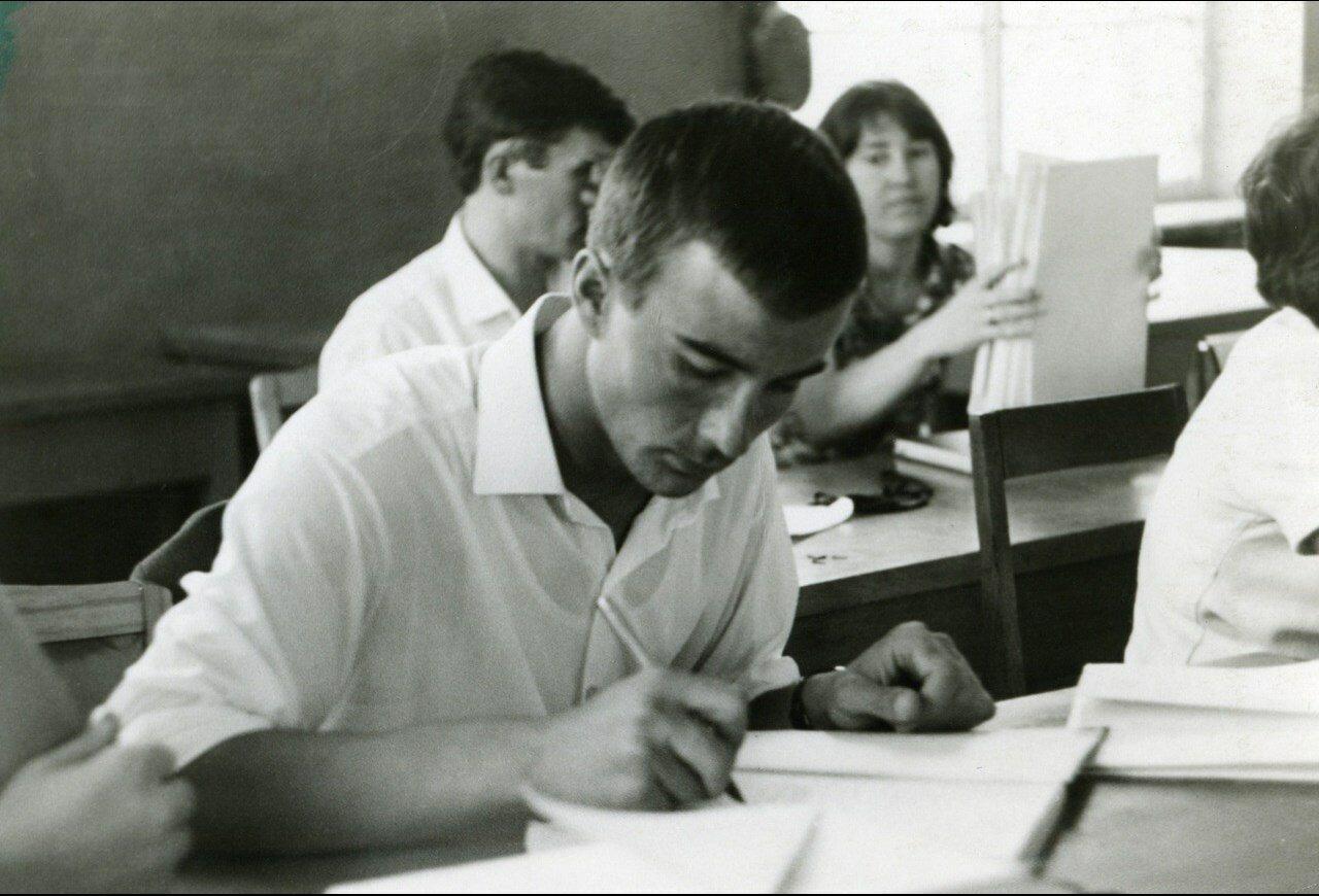 1968. В дипломантской