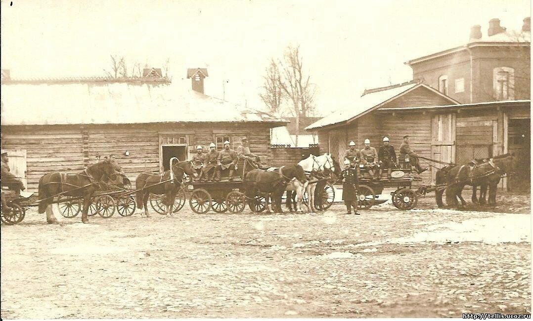 Кренгольмская пожарная команда