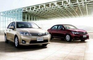 Toyota представила обновленную версию Corolla