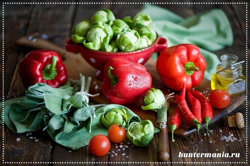 Кулинария и овощные секреты