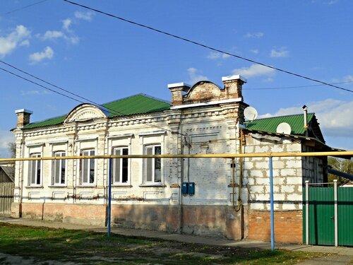 Дом жилой, Луначарского, 25