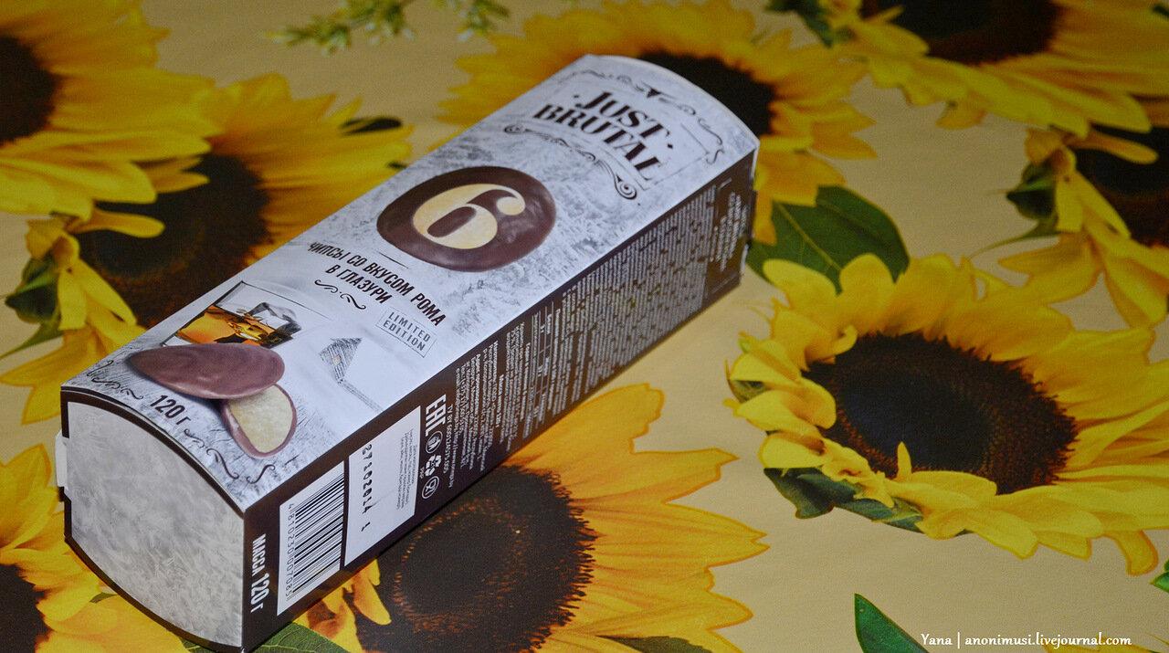 Чипсы в шоколаде