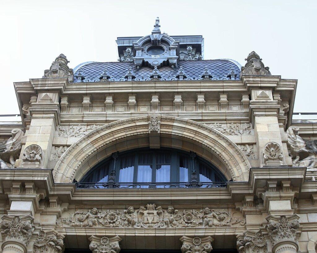 Бильбао. Дворец Совета провинции Бискайя (Palacio de la Diputación Foral de Vizcaya)