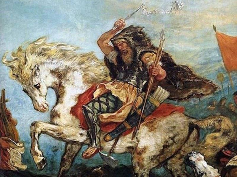 Правление: 434-453 гг. н.э. После убийства своего брата Аттила стал лидером Гуннской империи с центр