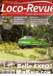 Журнал Loco-Revue №749 2009
