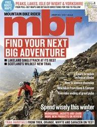 Журнал Mountain Bike Rider (UK) - January 2014
