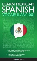 Аудиокнига Learn Mexican Spanish. Vocabulary2001