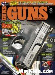 Журнал Guns Magazine 2013-03