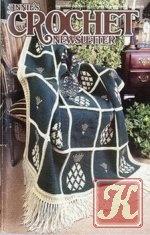 Журнал Annies crochet newsletter №89 1997