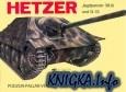 Книга Das Waffen-Arsenal Band 53: Hetzer (Jagdpanzer 38 (t) und G-13)