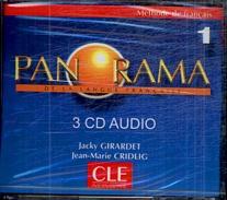 Аудиокнига Panorama 1 Methode de français audio
