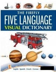 Книга The Firefly Five Language Visual Dictionary / Визуальный словарь 5 европейских языков