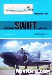 Книга Supermarine Swift and Type 535