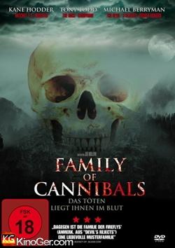 Family of Cannibals - Das Töten liegt ihnen im Blut (2011)