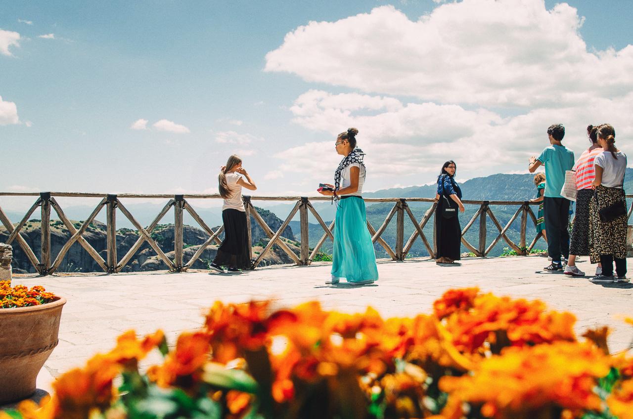 Преображенский монастырь, Метеоры, Греция