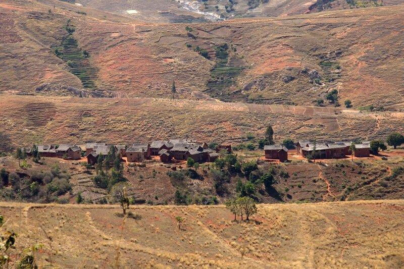 Сельские домики