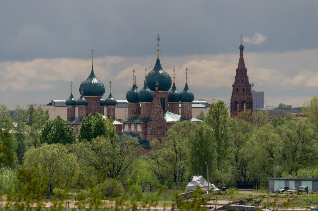 Храмовый комплекс в Коровниках, Ярославль