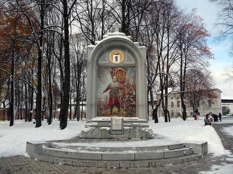 Клятва князя Дмитрия Пожарского