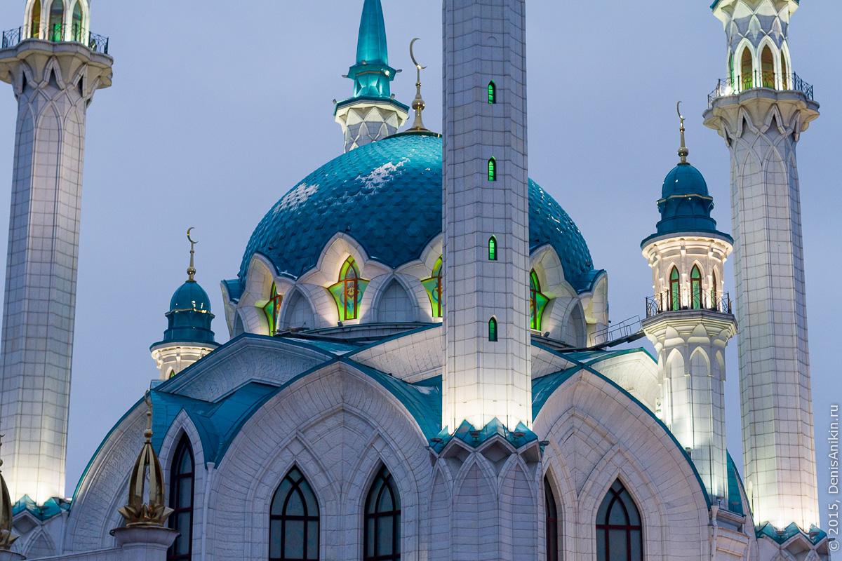 Мечеть Кул Шариф 17