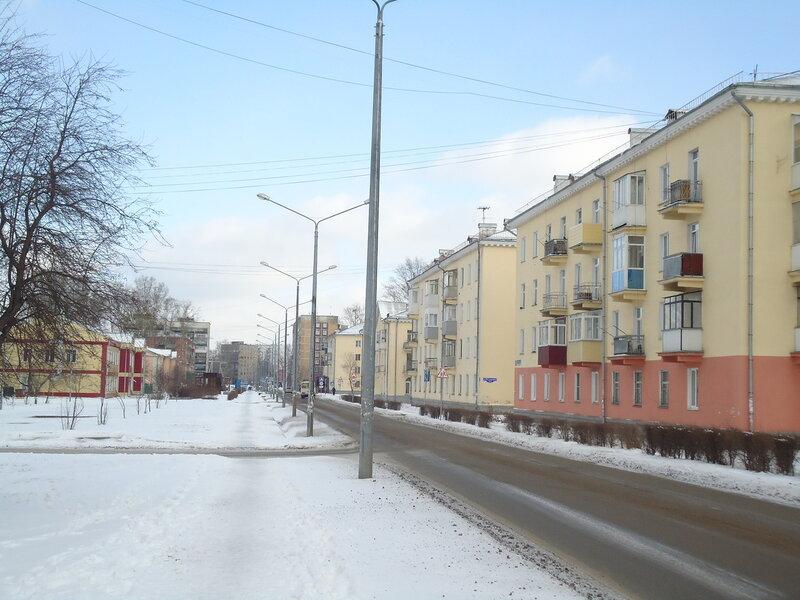 Улица Веры Соломиной