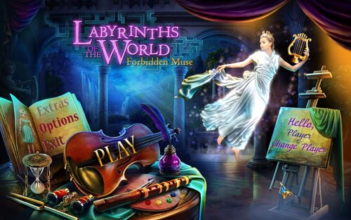 Download - Labyrinths of the World 2: Forbidden Muse