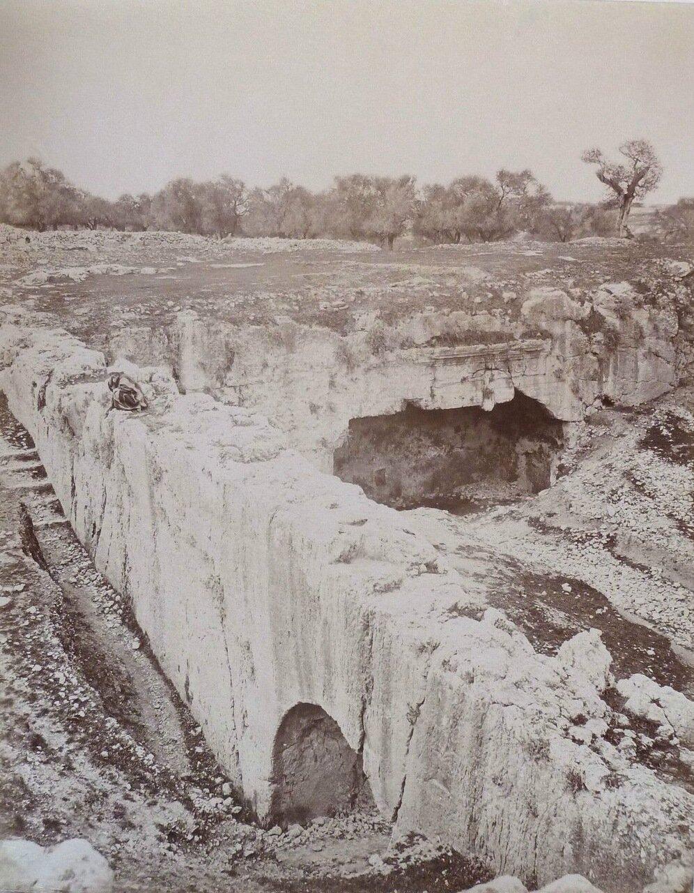 Масличная гора.1882